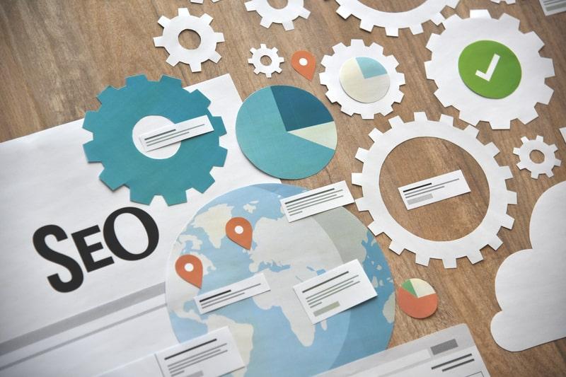 web-optimization-concept-design