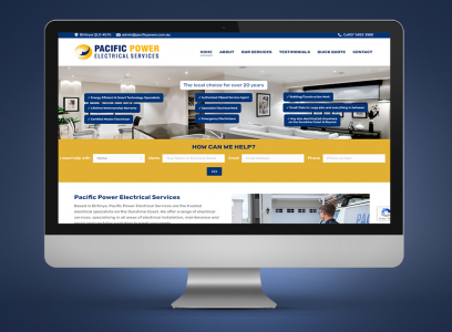 Pacific Power Electrical Services